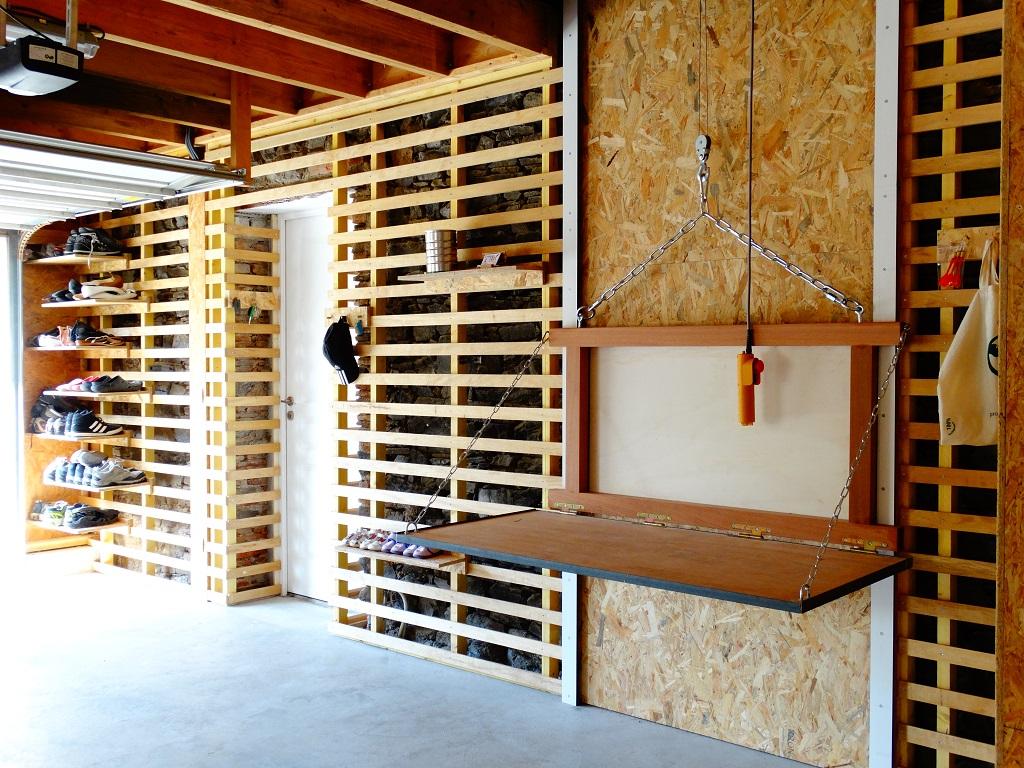 Super Aménagement garage - Atelier 1053 NN37