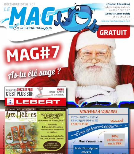 Le Mag by Ancenis-Mauges 12/2016 sur Atelier 1053
