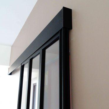 DSC00572 370x370 - Porte verrière laqué noir