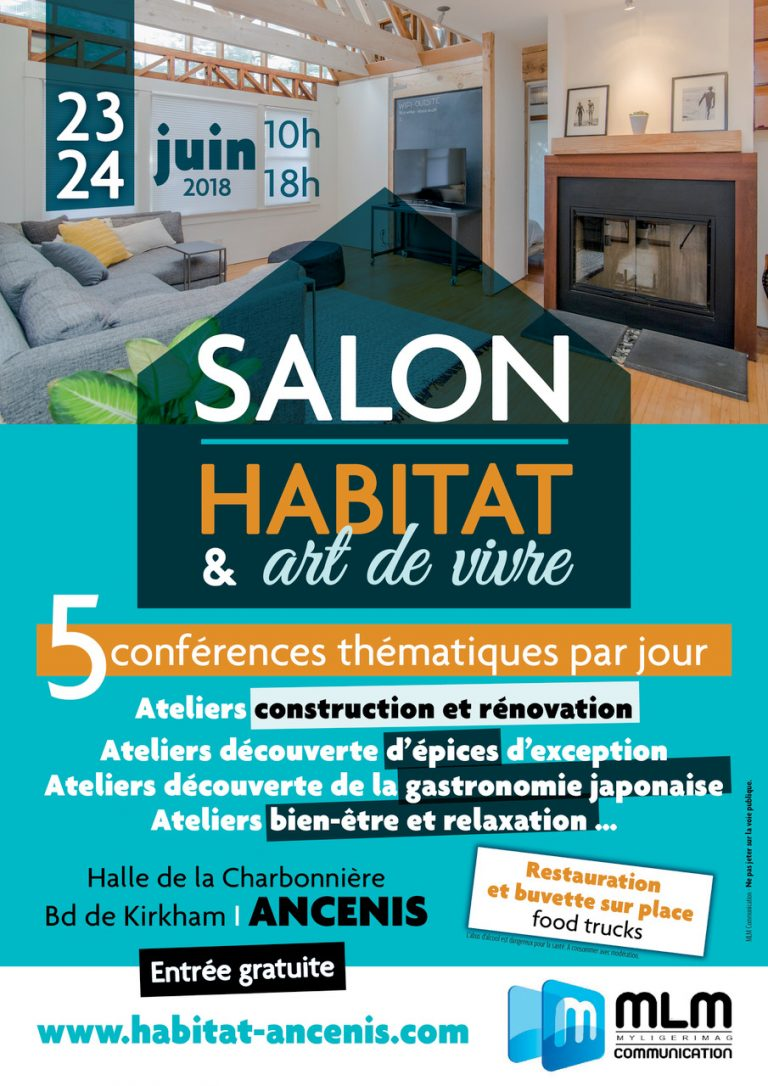 salon habitat affiche 768x1086 - Évènements 1053