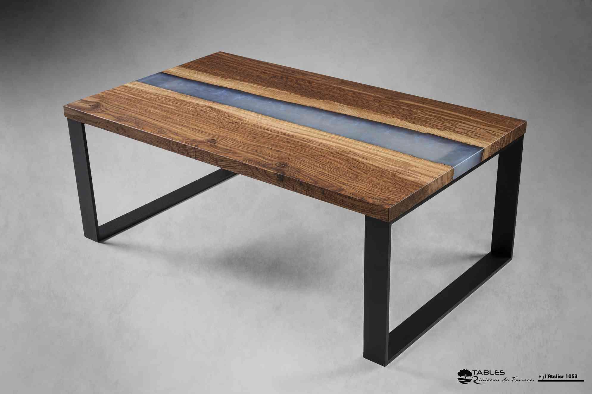 Table La Sarthe Atelier 1053