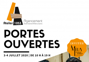 Portes Ouvertes 2020 Atelier 1053 MESANGER