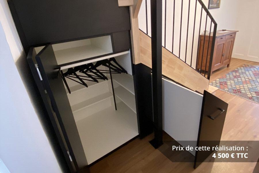 agencement sous escalier img 2 - Agencement sous escalier