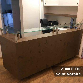 7300 saint nazaire - Aménagement pour pros