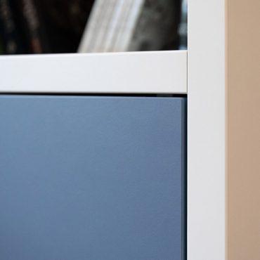 143 370x370 - Lit escamotable avec aménagement bibliothèque et coin bureau