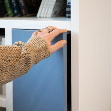 148 370x370 - Lit escamotable avec aménagement bibliothèque et coin bureau