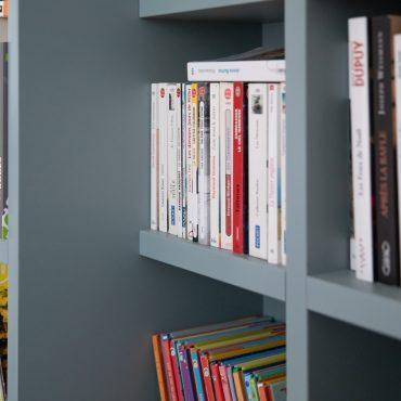 157 370x370 - Bibliothèque contemporaine et Meuble TV