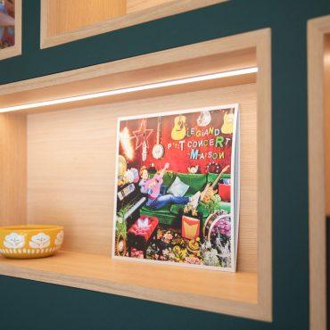 70 370x370 - Claustra en Chêne et meuble entrée avec niches