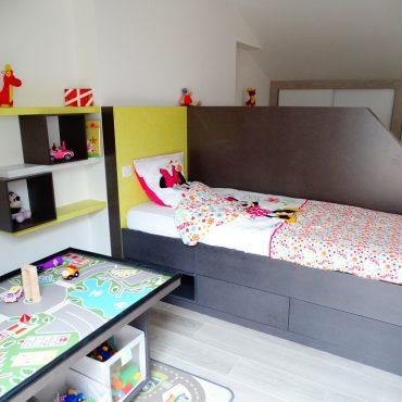 Chambre double enfant 370x370 - Lit enfant & espace bureau