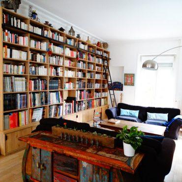 DSC00015 370x370 - Bibliothèque Chêne Massif