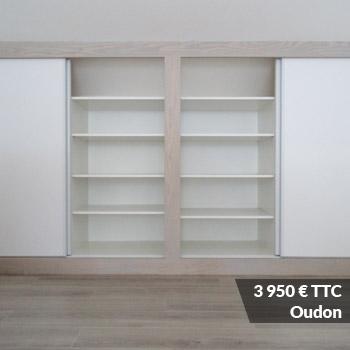 OUDON 3950 - Conseil aménagement mezzanine