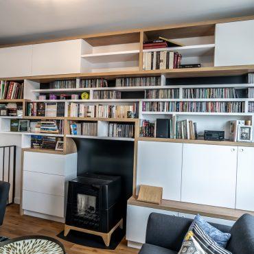 RDI01325 370x370 - Bibliothèque Meuble TV