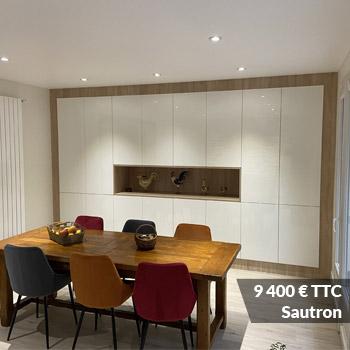 SAUTRON 9400 - Conseil aménagement séjour-salon