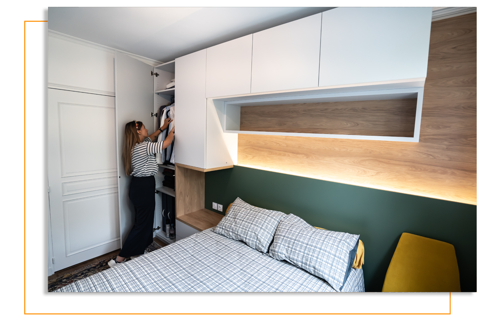 chambre 1053 - Conseil aménagement chambre