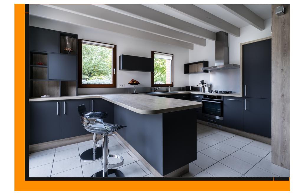 cuisine 1053 - Conseil aménagement cuisine