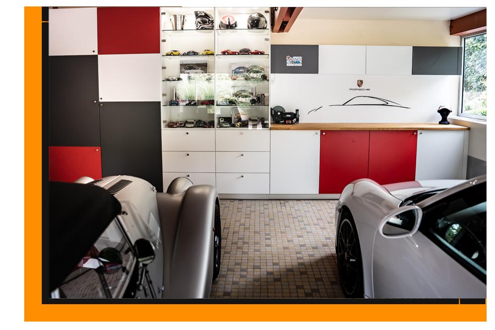 garage 1053 - Conseil aménagement garage