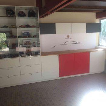 1 Agencement garage passionné porsche 5 ojrgzebq96vhm9vex4x0yr60reacd7hl7c81liw0mk - Agencement d'intérieur