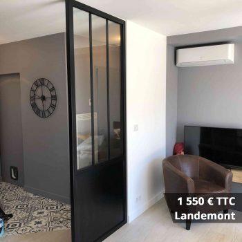 1550 Landemont p61rhez5kzn5yrwpay3rpwue2a7qo9dwn3xlyrioto - Verrière séparatrice en alu noir